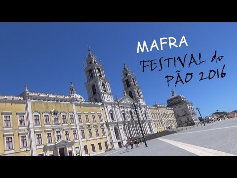 Mafra, FESTIVAL DO PÃO 2004