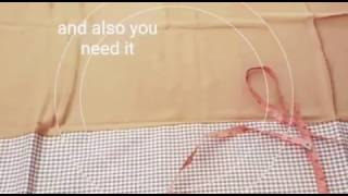 Video DIY instant hijab : how to make simple hijab from scarf or pashmina MP3, 3GP, MP4, WEBM, AVI, FLV Oktober 2017