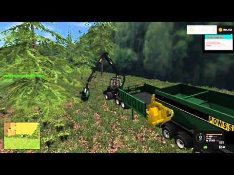 Ponsee Scorpion and Woodchippers v1.0