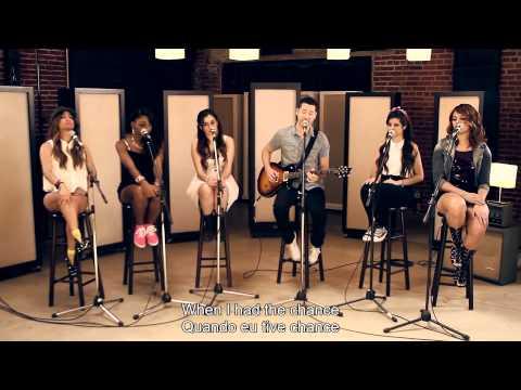 Bruno Mars - When I Was Your Man (Boyce Avenue Cover) - Legendado-português/inglês (видео)