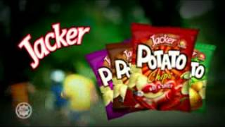Jacker Potato Crisps TVC 2011