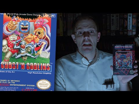 Ghosts N' Goblins – Angry Video Game Nerd – Episode 108 – Cinemassacre.com