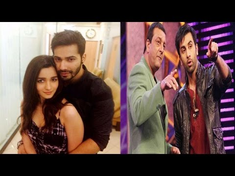 Varun and Alia Argue But Love Eachother | Ranbir T
