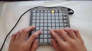 Yellow Claw - Dj Turn It Up (MinDiSerr Launchpad Cover)