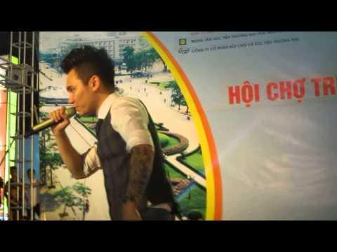 Yêu lại từ đầu - Khắc Việt tại hội chợ Thái Nguyên 9/2015