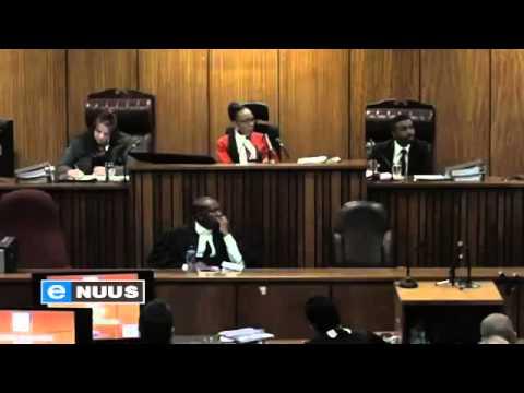 Pistorius se agent getuig / Pistorius' agent testifies