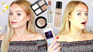 Video HOW TO GET THAT INSTAGRAM GLOW!! FRESH DEWY SUMMER MAKEUP | sophdoesnails MP3, 3GP, MP4, WEBM, AVI, FLV Juli 2018