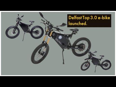New Delfast Top 3 0 ELECTRIC BIKE