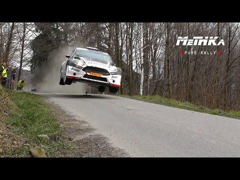 Kajetanowicz / Baran | Tests | Circuit of Ireland Rally 2015