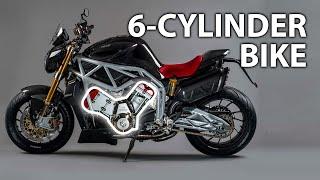 Video The Only 12 Six-Cylinder Bikes Ever Built MP3, 3GP, MP4, WEBM, AVI, FLV Juli 2018