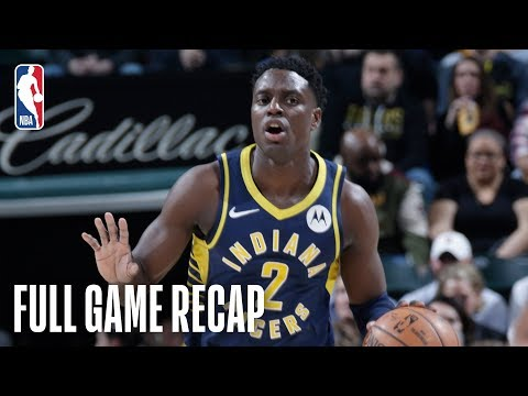 Video: PACERS vs HORNETS | Indiana Goes For 6th Straight Victory | February 11, 2019