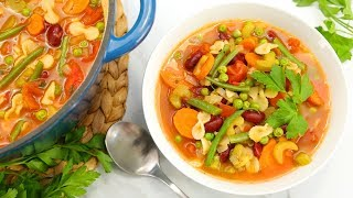 3 HEALTHY + EASY VEGETARIAN RECIPES | Healthy Meal Plans by The Domestic Geek