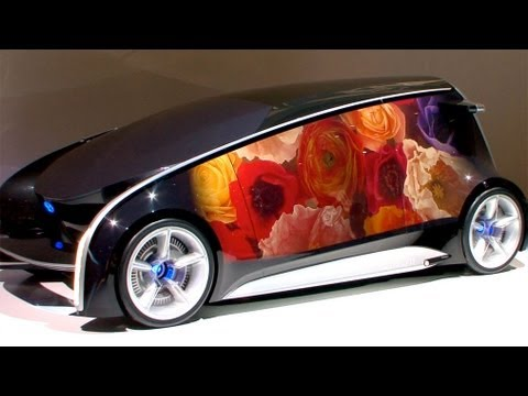 TOYOTA CONCEPT CAR - DigInfo TV - http://diginfo.tv 30/11/2011 Toyota Motor TOYOTA Fun-Vii.