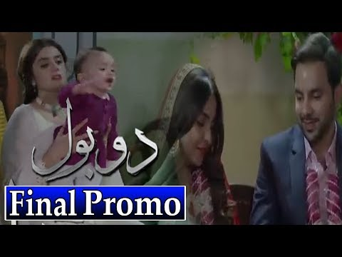 Do Bol Last Double Episode | Do Bol Episode 29 & 30 - 5th May 2019 - Ary Digital