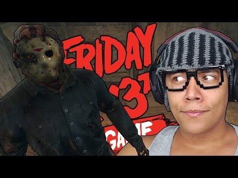 SOBREVIVENTES VS JASON PART 9 - Friday the 13th the Game