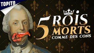 Video Top 5 des rois qui sont morts comme des cons MP3, 3GP, MP4, WEBM, AVI, FLV Agustus 2018
