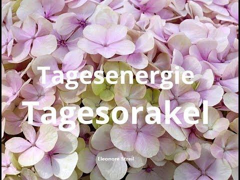 Tagesorakel - Montag 11.06.2018 видео