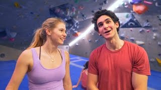 Double Epicness - Norea And Adin Tries A Classic by Eric Karlsson Bouldering