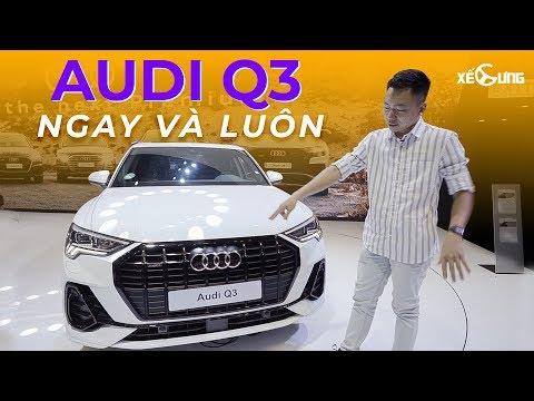 Audi Q3 2019 có gì hot và giá bán bao nhiêu tại Việt nam @ vcloz.com