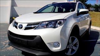 Test Drive Toyota RAV4 2.0 4x2 2013 (Canal Top Speed)
