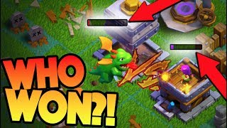 Video YOU WILL NOT BELIEVE THE OUTCOME OF THIS BATTLE! + COMPLETELY MAXING OUR NEW BASE IN CLASH OF CLANS! MP3, 3GP, MP4, WEBM, AVI, FLV Agustus 2017