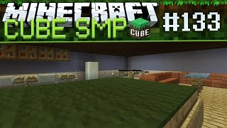 Minecraft Cube SMP: Employee Lounge! - Ep 133