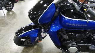 10. Romney Cycles 2017 Suzuki Boulevard M109R B.O.S.S.