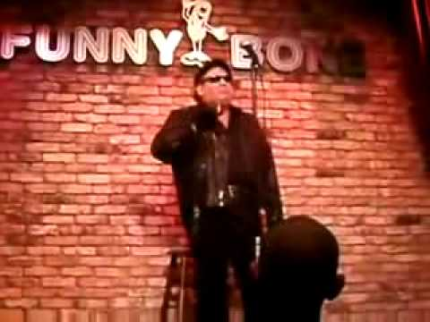 Comedian Basile - Born to be Wild- Newport Funnybone.flv