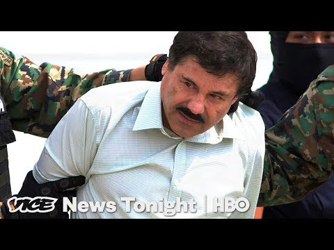 El Chapo Is Sentenced To Life In Prison