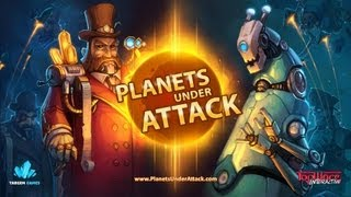Видео Planets Under Attack