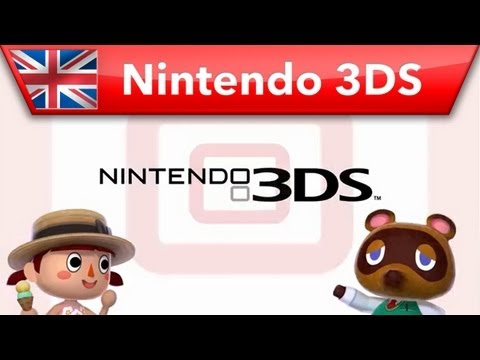 Animal Crossing: New Leaf - Overview Trailer (Nintendo 3DS) Video
