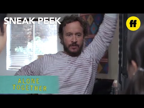 Alone Together | Season 1, Episode 10 Sneak Peek: Pauly Shore Guest Stars | Freeform