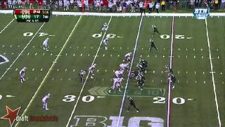 Noah Spence vs Michigan State (2013)