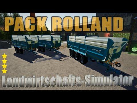 Pack Rolland v1.0.0.0