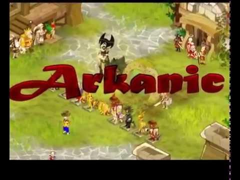 Dofus Arkanic 1.29