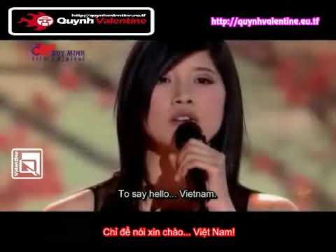 Hello Vietnam Sub Vietnamese English - Quỳnh Valentine - Thời lượng: 3:52.