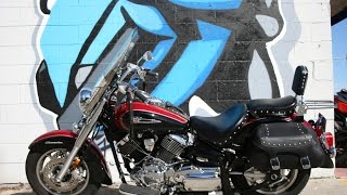 6. 2005 Yamaha Vstar 1100 Silverado Classic Motorcycle For Sale