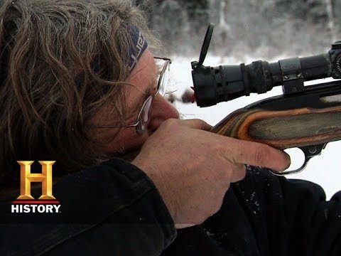 Mountain Men: Marty on the Hunt (Season 4, Episode 7) | History