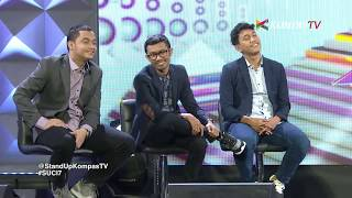 Video Mamat & Dany Beler Adu Roasting - The Best of SUCI 7 MP3, 3GP, MP4, WEBM, AVI, FLV Februari 2018