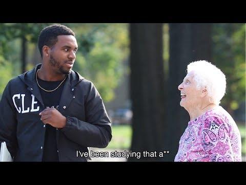 Video Grandma Pranks College Kids at Ohio State   Ross Smith ft. BigDawsTV download in MP3, 3GP, MP4, WEBM, AVI, FLV January 2017