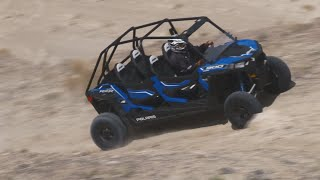 9. 2015 Polaris RZR 900 4 Seat Review