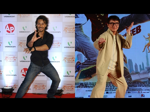 Jackie Chan Is My Inspiration : Tiger Shroff