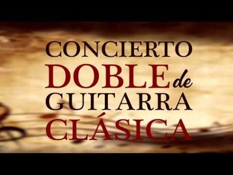 Concierto Doble de Guitarra Clásica