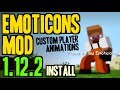 how to download and install [custom player animations mod]