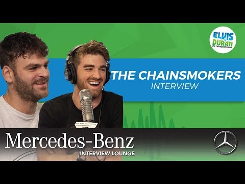 "The Chainsmokers On ""Side Effects"" Ft. Emily Warren And Traveling The World 