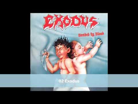 Exodus   Bonded By Blood full album 1985 + 2 bonus songs
