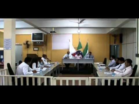 16ª Reunião Ordinária da Câmara Municipal – Exercício de 2014