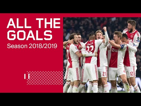 ALL THE GOALS - Ajax 2018/19 | Record-breaking 175 goals