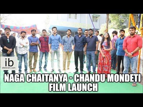 Naga Chaitanya – Chandu Mondeti Film Launch