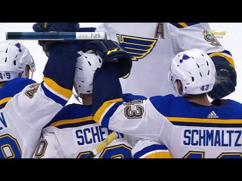 Video: St Louis Blues vs Chicago Blackhawks | NHL | OCT-13-2018 | 20:30 EST